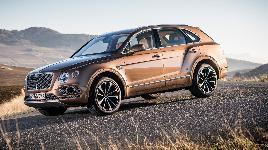 Bentley Bentayga. Пазл №2