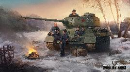 World of Tanks - пазл 3